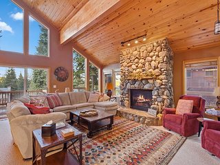 Beloved Tahoe Donner Chalet with Private Hot Tub | Near Beach & Mountain Fun