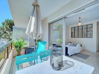 IMMOGROOM - Beautiful and bright - Modern - Big Terrace - CONGRESS/BEACHES