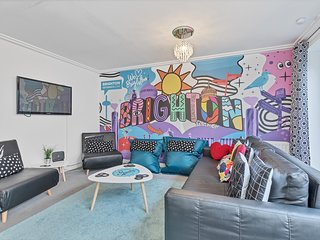 Brighton's Best BIG House -  Sleeps up to 20 guests - 4 bedrooms