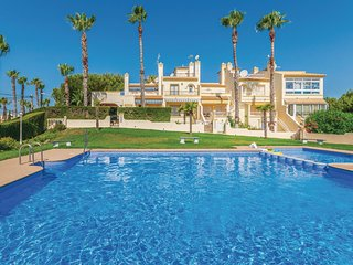 Amazing home in Orihuela Costa w/ WiFi and 2 Bedrooms (EBL528)