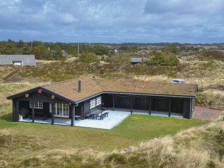 Beautiful home in Oksbøl w/ WiFi and 3 Bedrooms (A3137)