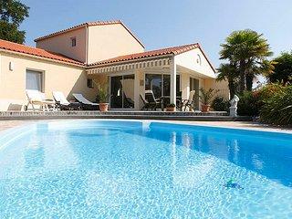 Oasis Parcs Vendee Villa Sophora