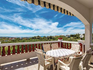 Awesome apartment in Banjol w/ WiFi and 2 Bedrooms (CKR537)