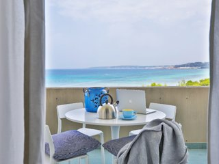 ★Beachfront Home★Private Beach Access! Gallipoli,Puglia