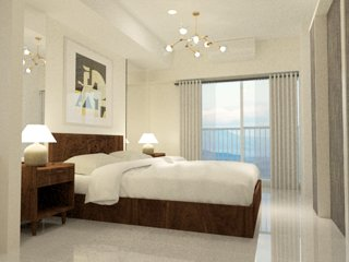A2JSuites Huge Taal View Luxury Suite SMART HOME w/ Balcony Near Skyranch