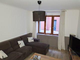 Nouveau !  Appartement duplex dans le centre de Faverges au calme