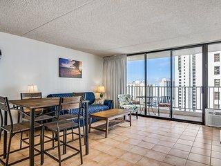 Waikiki Banyan 2206-2  *Legal Vacation Rental