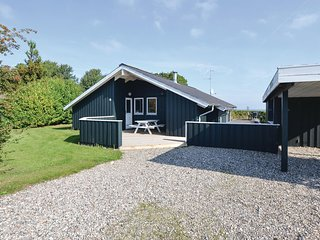 Awesome home in Sydals w/ Sauna, WiFi and 4 Bedrooms