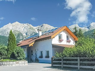 Nice home in Tobadill w/ WiFi and 4 Bedrooms