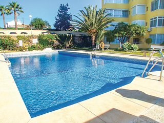 Nice apartment in La Cala de Mijas w/ WiFi, Outdoor swimming pool and 1 Bedrooms