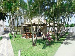 JF Condominio 24H  Centro, Praia, Area p Pet Ubatuba