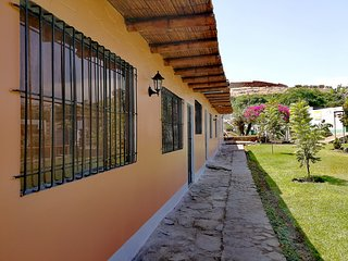 Finca Los Pecanos - Descanso y diversión en Cañete