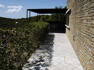La Sugherosa - Villa with sea view in Tuscany