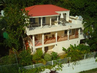 Casa Vantanas- Vieques Penthouse Beautiful South Side Views