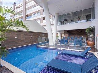 Cobertura de Alto Padrao 3 dorms 6 pessoas - Centro de Bombinhas - Proximo ao Ma