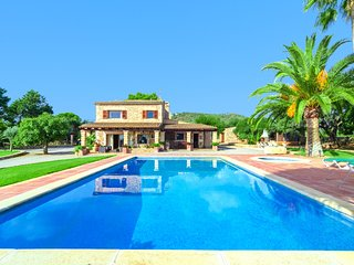 FINCA CAN BOSCO 8 - Villa for 8 people in Son Carrio