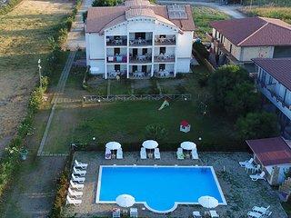 Residence Barko Le Castella | Trilocale Vista Mare