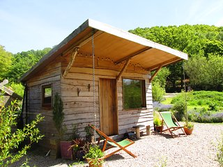 Magical, secluded cabin  - Cabin Pen Y Gaer