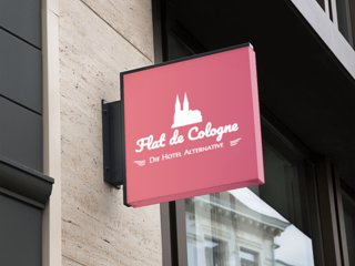 'Flat de Cologne' Doppelzimmer VEEDEL