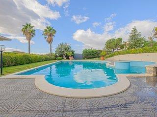 Il Melograno - Splendid villa with private pool at the foot of Etna