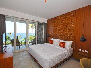Deluxe Oceaan View-Breakfast Enjoying the Beauty of the Tropical Gardens is Amaz