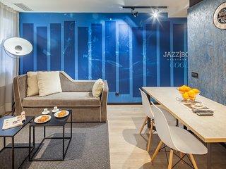 New 2 Bedroom near Sagrada Familia