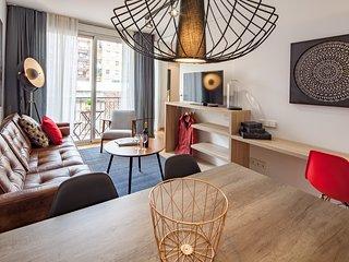 Amazing apartment 2 bedroom in Eixample