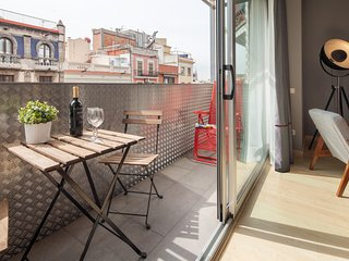 Amazing apartment 2 bedroom near Sant Pau