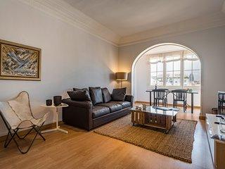 Cosy 3 bedroom apartment near Arc de Triomf