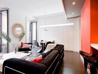 Latina Black - Habitat Apartments