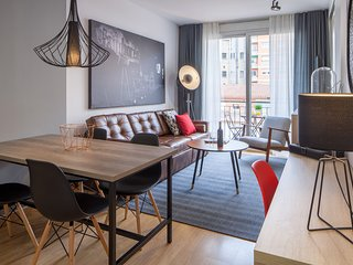 New and bright apartment near Sagrada Familia