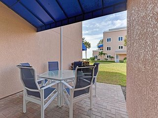 Unit #115 Sand Cay Beach Resort Gulf View