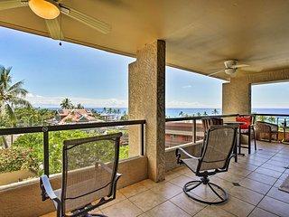 Penthouse Condo in Kona Resort w/Ocean Views!