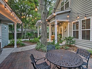 Savannah Cottage - Walk to Wilmington River!