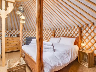 Curlew  Yurt