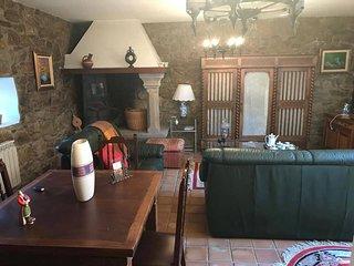 Spacious house with garden & Wifi