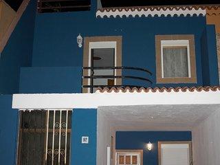 La Casa Azul del Ocaso