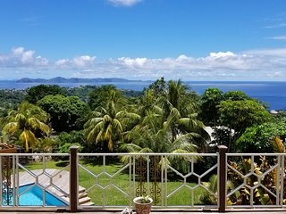 forst villa-Best ocean view In St.Vincent!!!