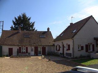 Grande et Belle Maison au Calme Proximité Loire aux portes de Chambord