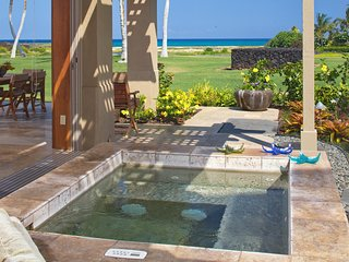 Desirable Ocean View 3BD Golf Villa (3101 Kumukehu) at Four Seasons Resort Huala