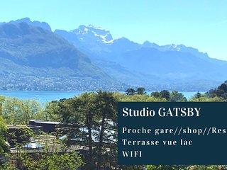 Gatsby Studio - sur les toits d'Annecy