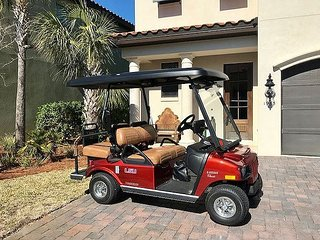 Villa Lago at Sandestin® W/ Golf Cart!