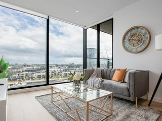 Delightful 2BR Riverview*Docklands