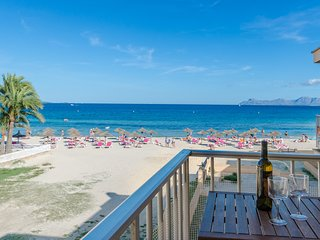 CAN VESSES - Apartment for 4 people in Port d'Alcúdia
