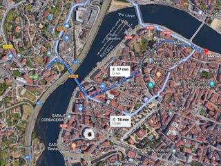Apartamento cercano a Pontevedra