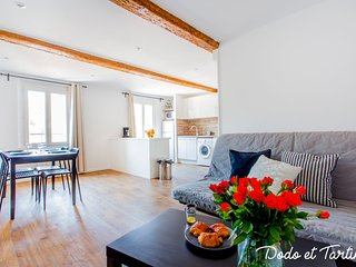 Superb 1 bedroom in le Mourillon - Dodo et Tartine