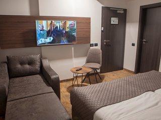 Hotel Qama - New build hotel with 5 stars