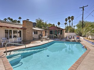 NEW! Home w/Pool Table, 3 Miles to Las Vegas Strip