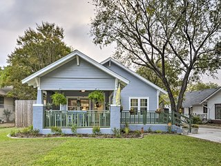 Cozy 'Bearadise Bungalow' 2 Mi to Magnolia Market!