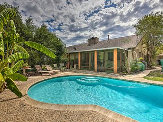 NEW! San Antonio Home w/ Pool ~20 Min to Downtown!